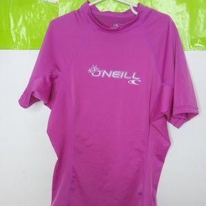 O'neill UPF 50+ Short Sleeve Swim Shirt